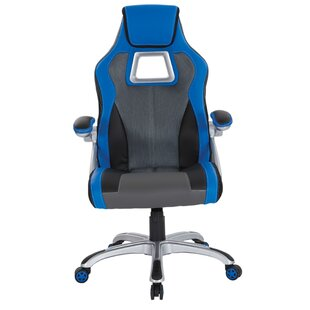 Lahey Ergonomic Gaming Chair by Symple Stuff Purchase