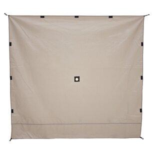 Portable Gazebo Screen Tent Wind Panel (Set Of 3)