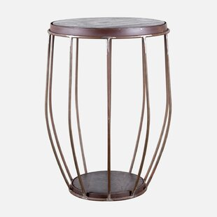 Frances End Table by Wildon Home�