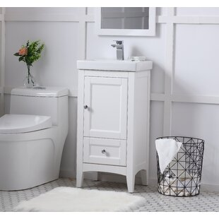 Triplett 17.5 Single Bathroom Vanity Set ByCharlton Home