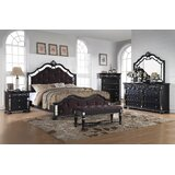 Vogt Standard Configurable Bedroom Set by House of Hampton