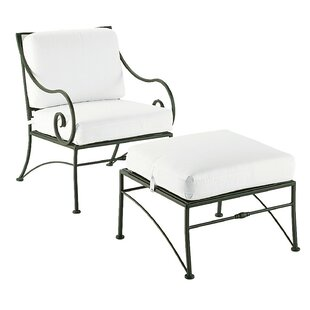 Sheffield Patio Chair by Woodard Fresh