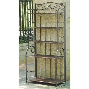 Rush Étagère Stainless steel Rack by Winston Porter