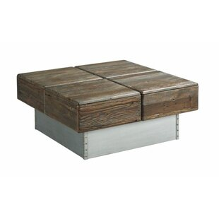17 Stories Poppy Coffee Table with Storage