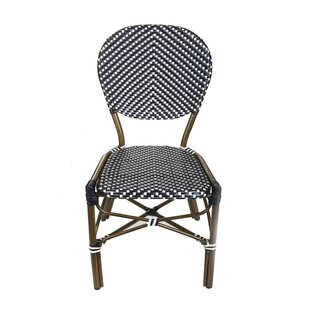 Stacking Patio Dining Chair By Aspen Brands