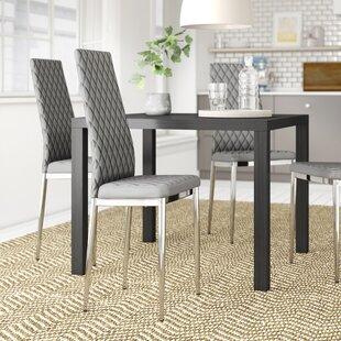 Martha Upholstered Dining Chair (Set Of 4) By Zipcode Design