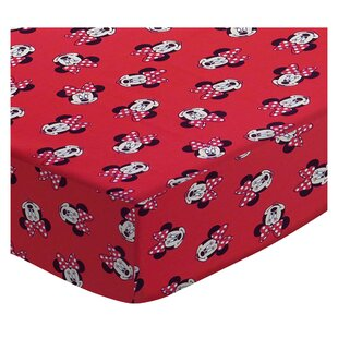 Minnie Mouse Faces Bedding Sheet BySheetworld