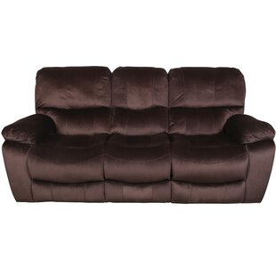 Carraton Modern Reclining Sofa