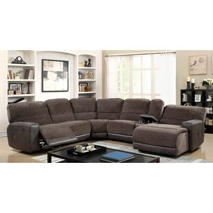 Steinman Reclining Sectional