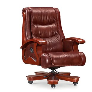 Dasilva Leather Executive Chair