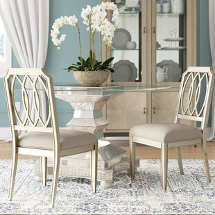 Rodger Side Chair (Set Of 2) by Willa Arlo Interiors Great Reviews