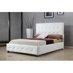Price Check Pastrana Upholstered Platform Bed by Orren Ellis Reviews (2019) & Buyer's Guide