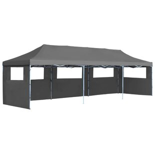 Ayleen 3m X 9m Steel Pop-Up Party Tent By Sol 72 Outdoor