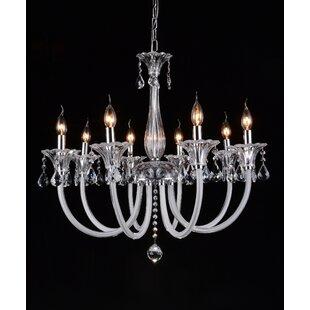 Astoria Grand Waris 8-Light Chandelier