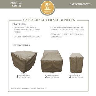 TK Classics Capecod Protective 8 Piece Co..