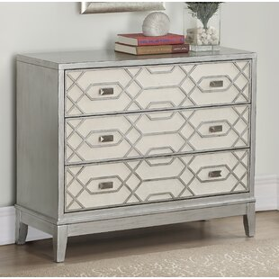 Gulick 3 Drawer Chest