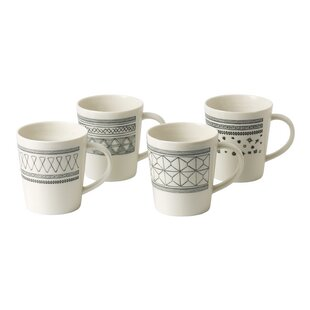 Coffee Mug Set (Set of 4)