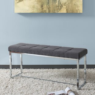 Onya Upholstered Bench by Orren Ellis
