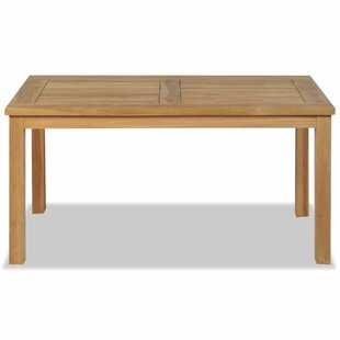 Middelburg Wooden Coffee Table