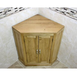 Shyanne 55cm X 80cm Corner Free-Standing Cabinet By Union Rustic