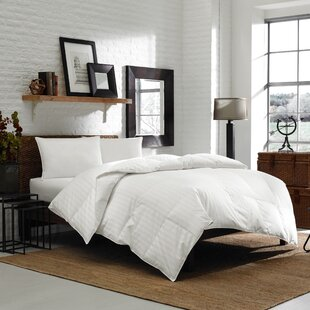 300 Thread Count Damask 650 FP Midweight Down Comforter