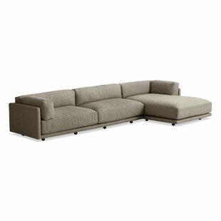 Sunday Sofa with Left Arm Chaise