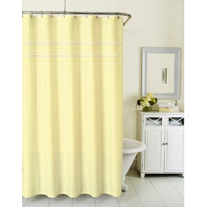 Sunny Day Cotton Shower Curtain