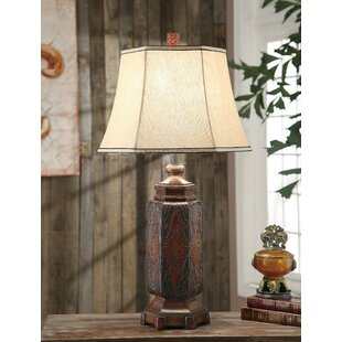 Lodge Reservation 34 Table Lamp