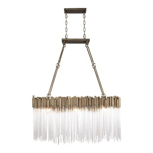 Varaluz Matrix 6-Light Novelty Chandelier
