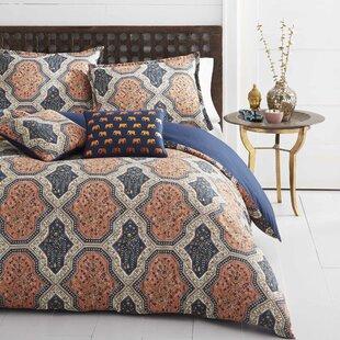 Evony Reversible Comforter Set by Bloomsbury Market