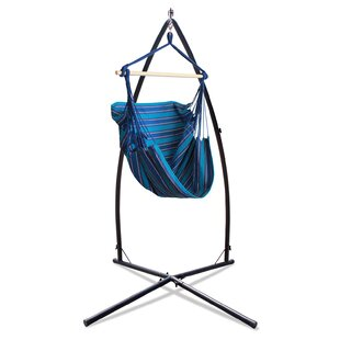 Egremt Summit Chair Hammock with Stand by Freeport Park