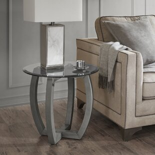 Nob Hill End Table by Madison Park Signature