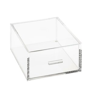 Savings 3.5 H x 6.25 W x 8.5 Drawer Organizer By Honey Can Do