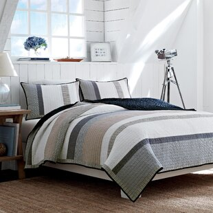 Tideway Single Reversible Quilt