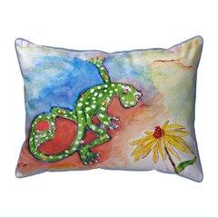 Gecko Pillows Wayfair