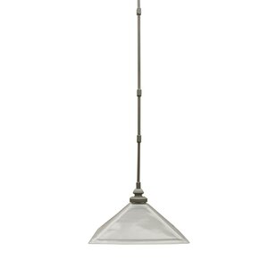 Whitfield Lighting Sienna 1-Light Cone Pendant