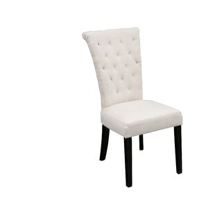 Willa Arlo Interiors Brady Upholstered Dining Chair (Set of 2)