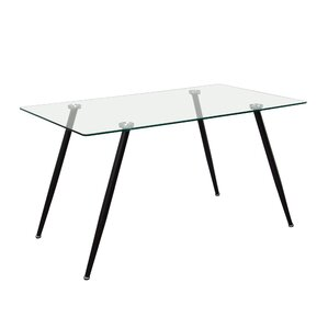 Finn Dining Table by Diamond Sofa