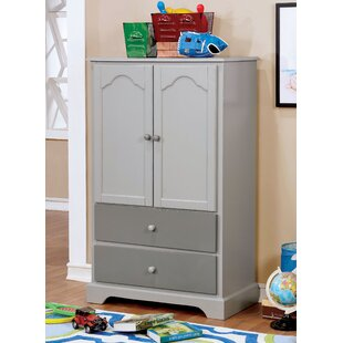 Eiland Transitional Youth Armoire by Harriet Bee