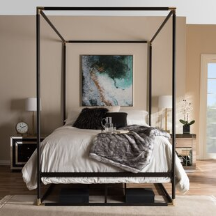 Excellent Canopy Bed Frame Design Ideas
