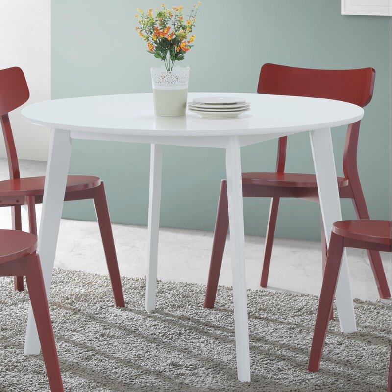 Ebern Designs Tre Contemporary Dining Table Reviews Wayfair