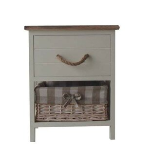 2 Drawer Nightstand by The Urban Port