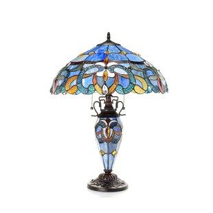 Reviews Suvi 24 Buffet Lamp By Astoria Grand