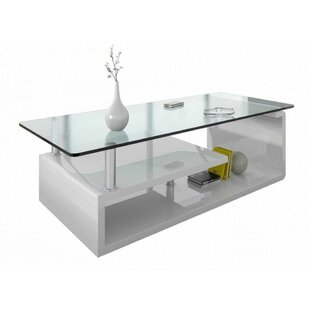 Hollandale Coffee Table With Storage By Mercury Row