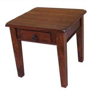 Find a Wave End Table by Aishni Home Furnishings Reviews (2019) & Buyer's Guide