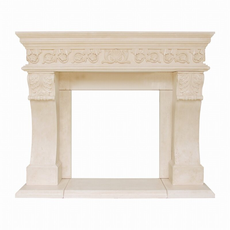 President Churchill Fireplace Surround