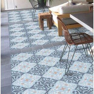 Spanish Tile Blue Wayfair