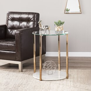 Lechner End Table by Latitude Run