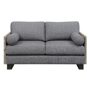 Orobanche Standard Loveseat by Gracie Oaks