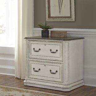 Lark Manor Renoncule 2 Drawer Lateral Filing Cabinet
